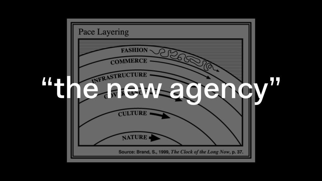 """""""the new agency"""""""