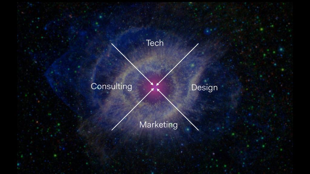 Design Consulting Tech Marketing