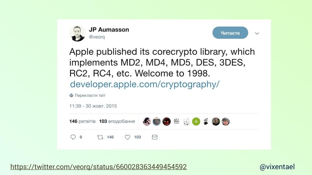 @vixentael https://twitter.com/veorq/status/660...