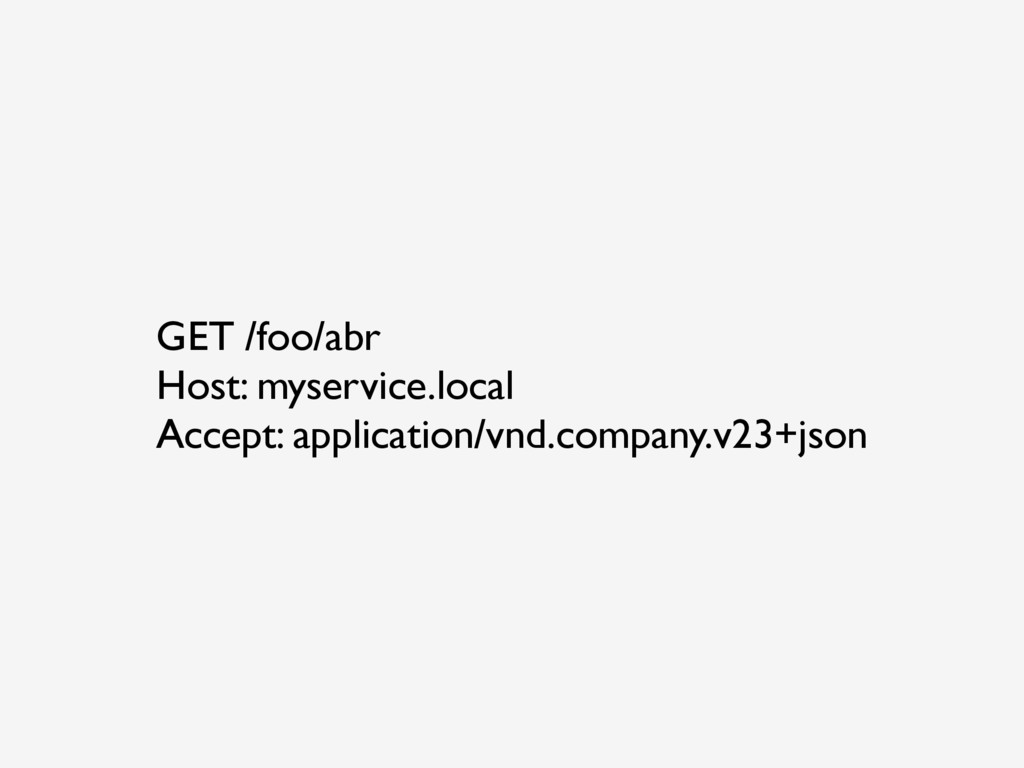 GET /foo/abr Host: myservice.local Accept: appl...