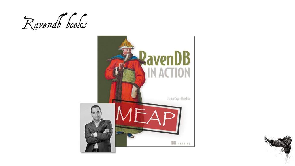Ravendb books