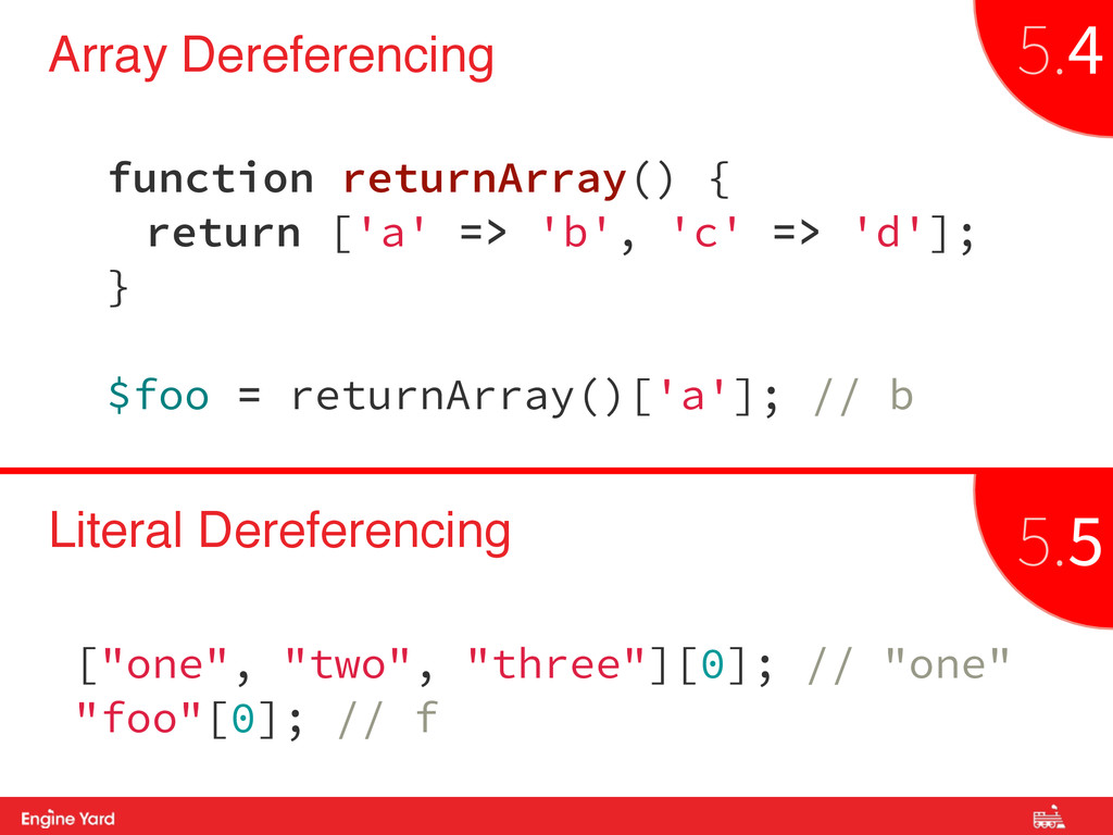 Proprietary and Confidential Array Dereferencin...