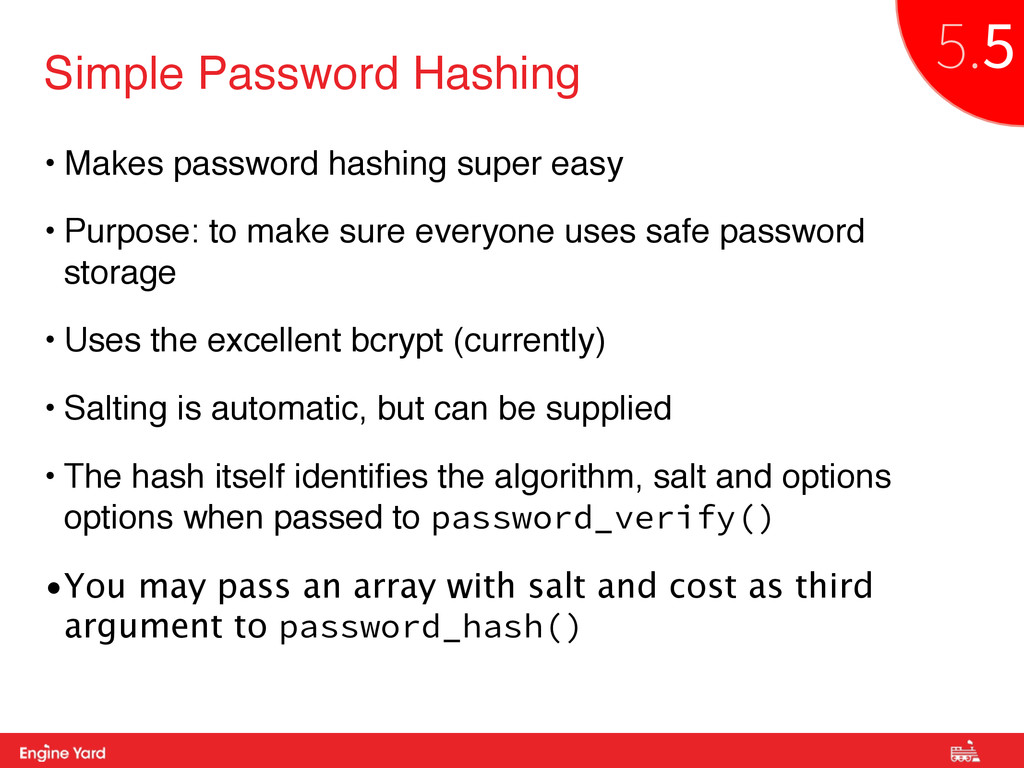 Proprietary and Confidential • Makes password h...