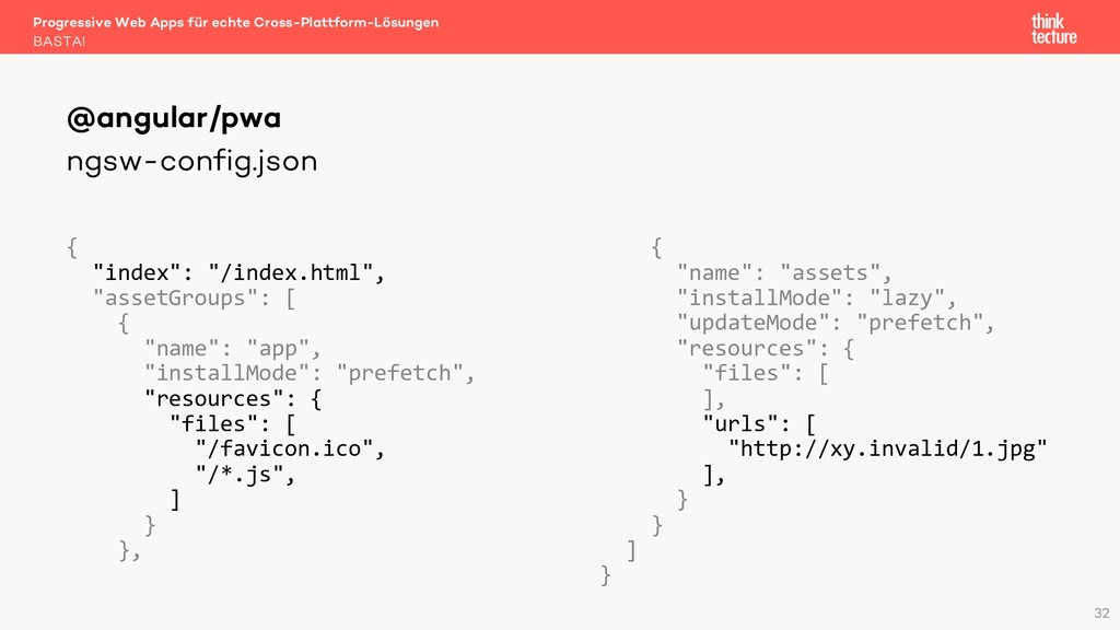 """ngsw-config.json { """"index"""": """"/index.html"""", """"ass..."""