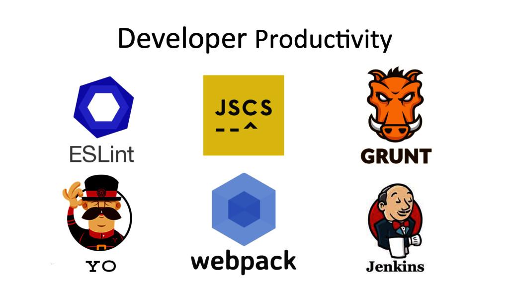 Developer ProducRvity  ESLint