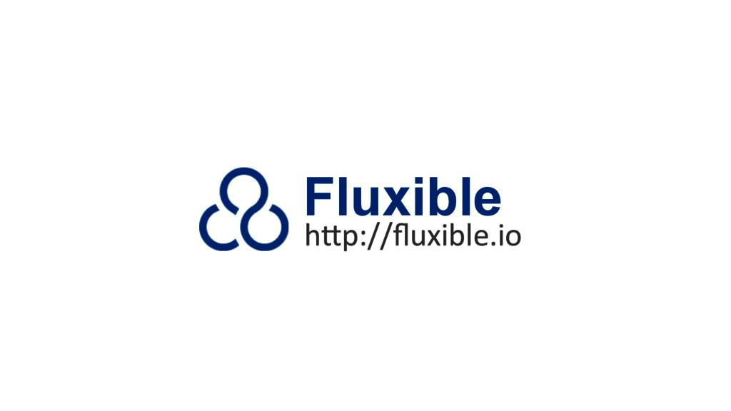 h>p://fluxible.io  Fluxible