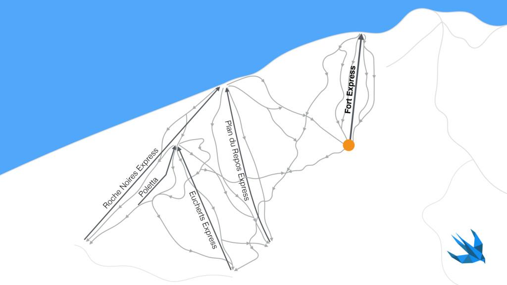 Eucherts Express Fort Express Roche Noires Expr...