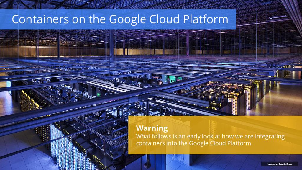 Google confidential │ Do not distribute Contain...