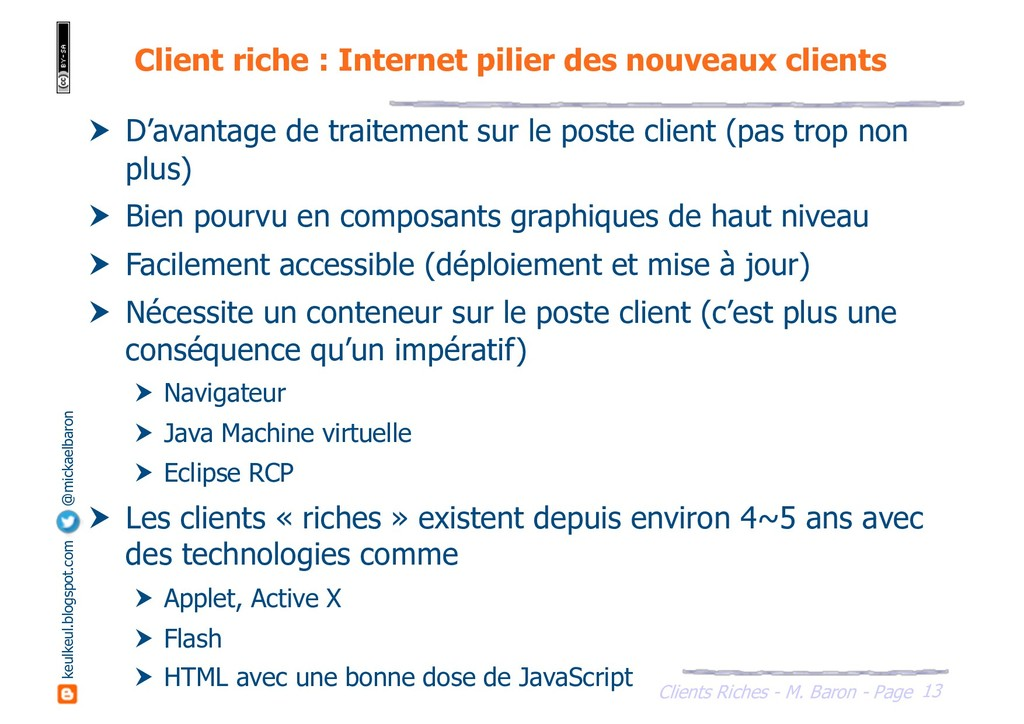 13 Clients Riches - M. Baron - Page keulkeul.bl...