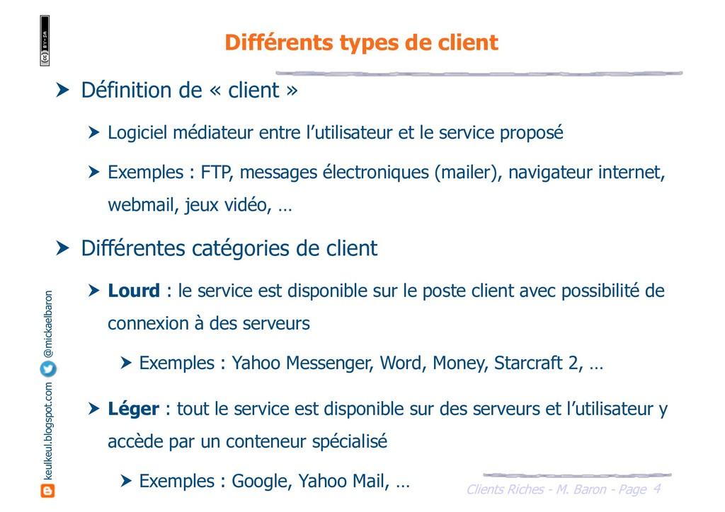 4 Clients Riches - M. Baron - Page keulkeul.blo...