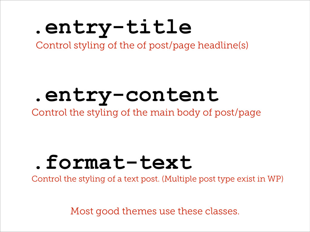 .format-text .entry-title .entry-content Contro...