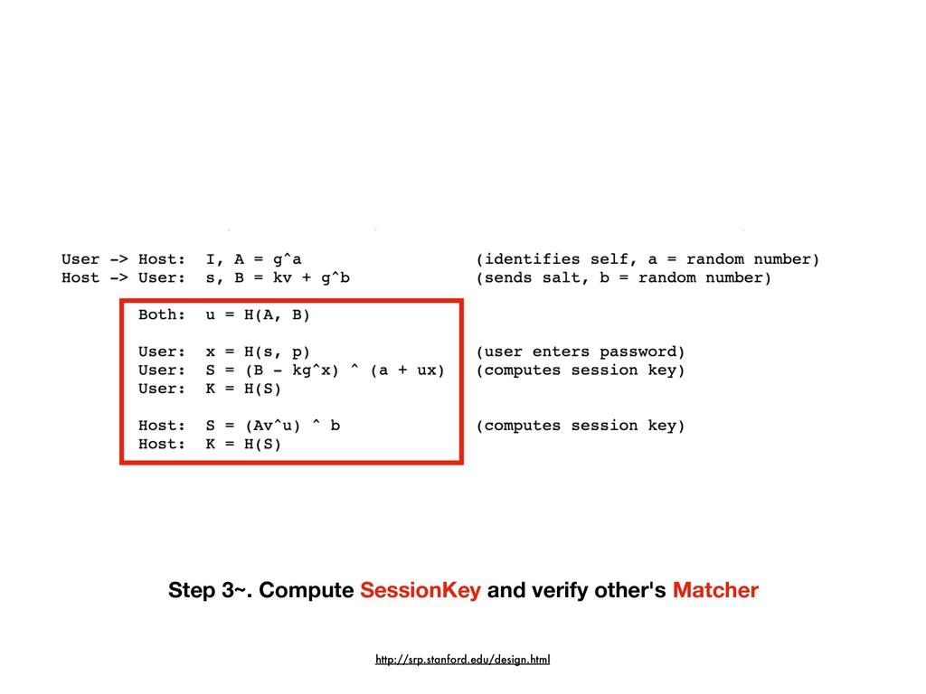 http://srp.stanford.edu/design.html Step 3~. Co...