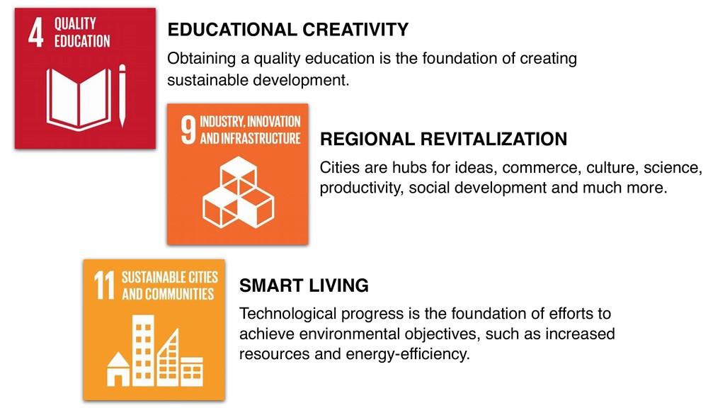 EDUCATIONAL CREATIVITY Obtaining a quality educ...