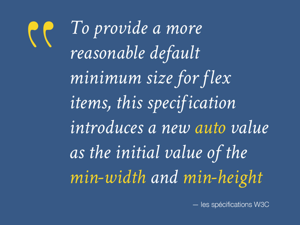 To provide a more reasonable default minimum si...