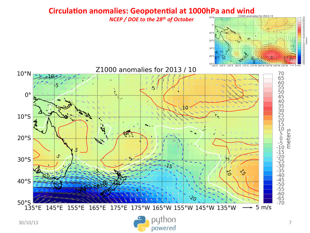 30/10/13  7  Circula<on anomalies: ...