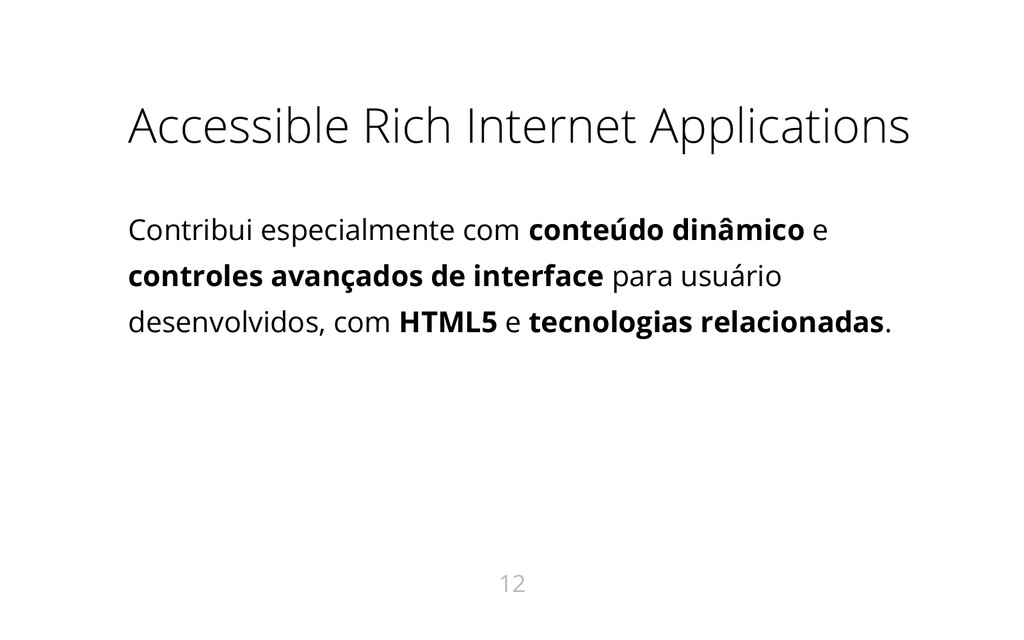 Accessible Rich Internet Applications Contribui...