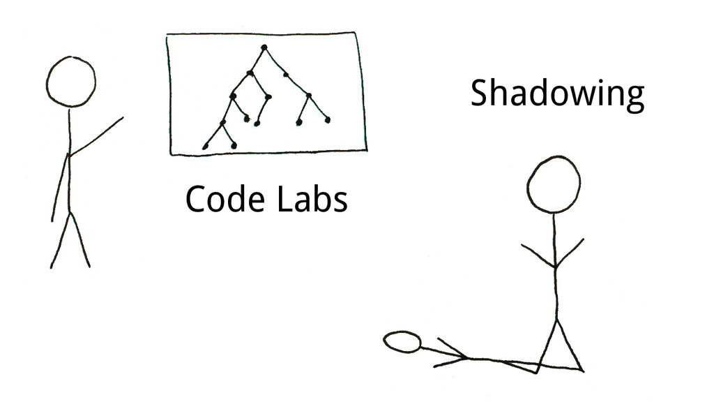 Code Labs Shadowing