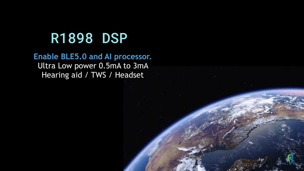 Enable BLE5.0 and AI processor. Ultra Low power...