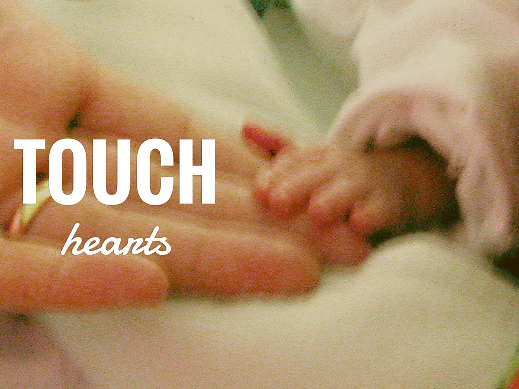 TOUCH hearts