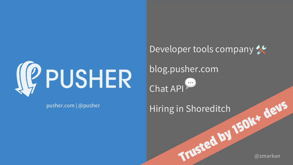 @zmarkan @zmarkan Developer tools company blog....