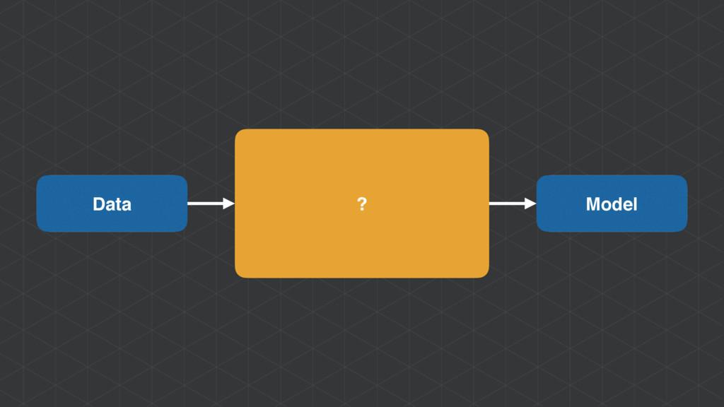 ? Data Model
