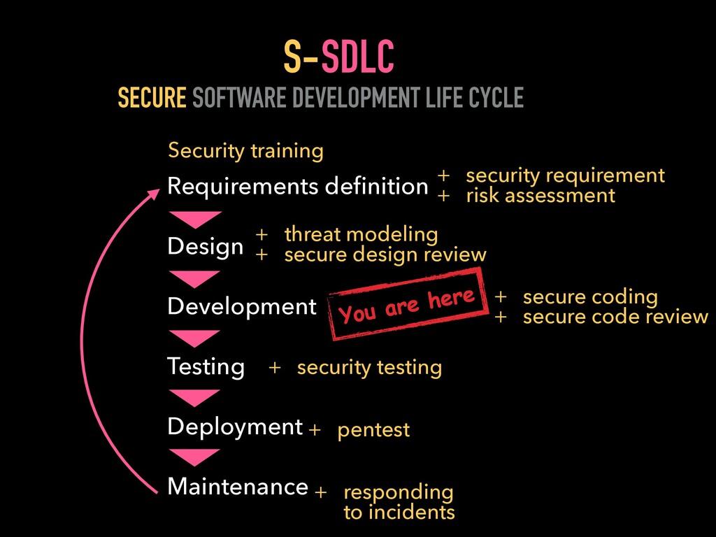 SDLC SOFTWARE DEVELOPMENT LIFE CYCLE Requiremen...