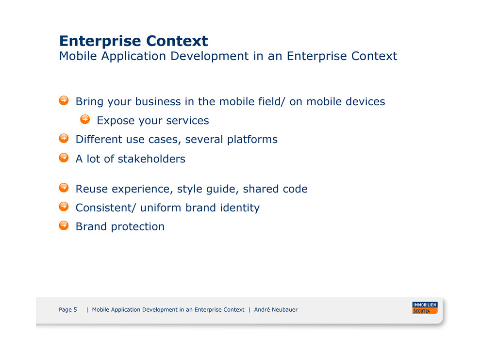 Page 5 | Mobile Application Development in an E...