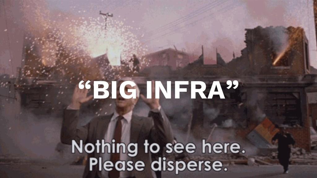 """""""BIG INFRA"""""""
