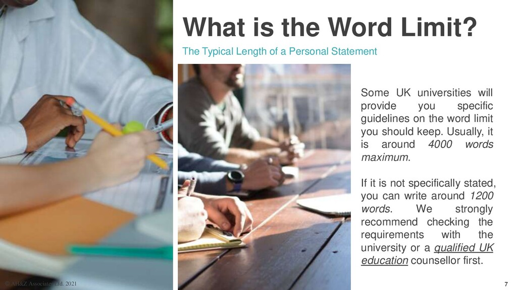 What is the Word Limit? The Typical Length of a...