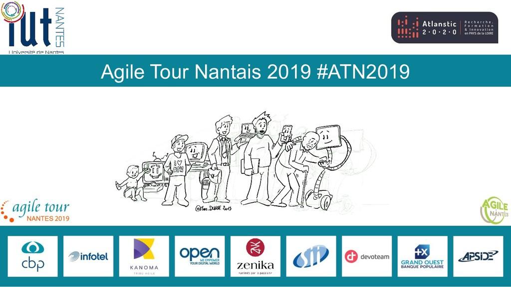 Agile Tour Nantais 2019 #ATN2019