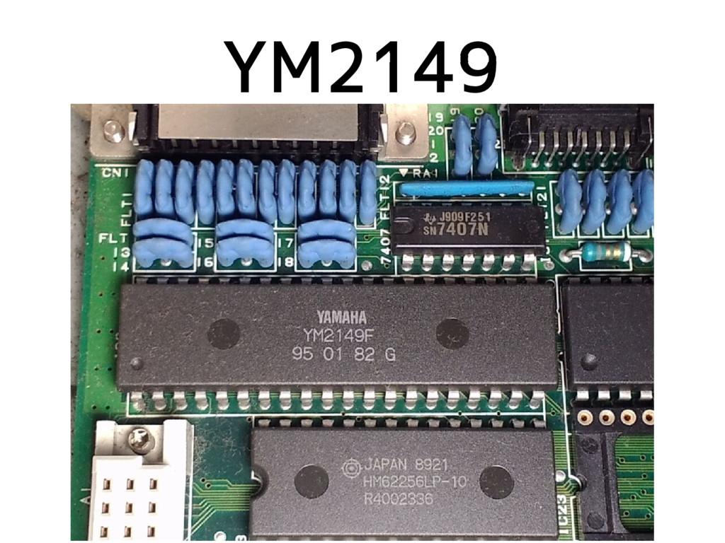 YM2149