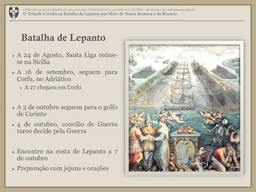  A 24 de Agosto, Santa Liga reúne- se na Sicíl...