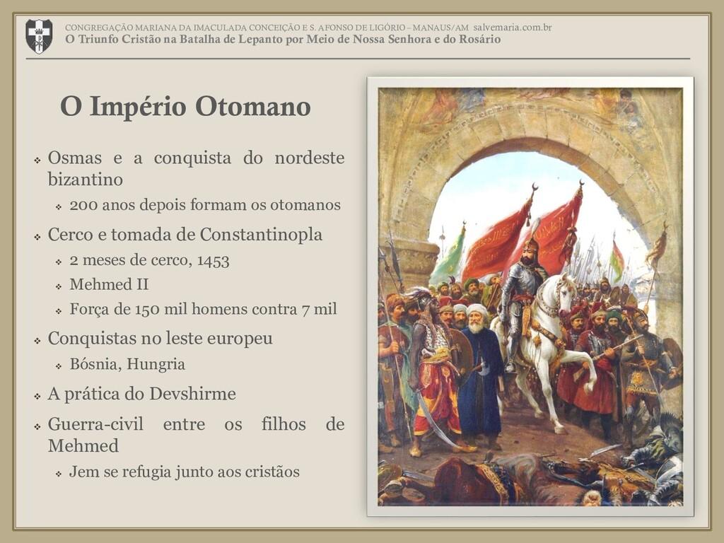  Osmas e a conquista do nordeste bizantino  2...