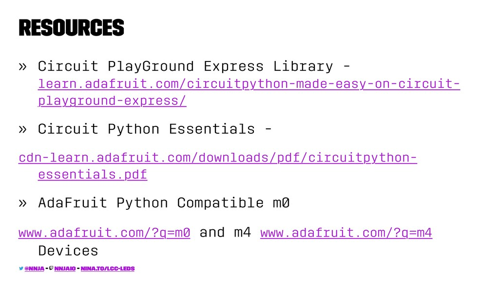 Resources » Circuit PlayGround Express Library ...