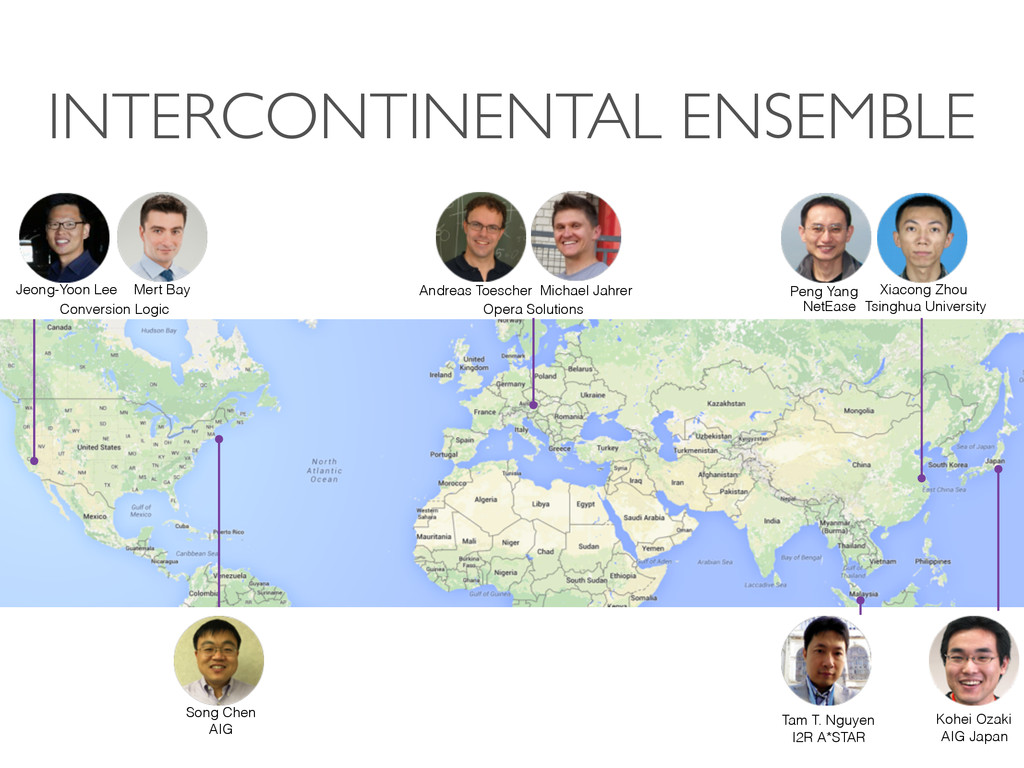 INTERCONTINENTAL ENSEMBLE Jeong-Yoon Lee Mert B...