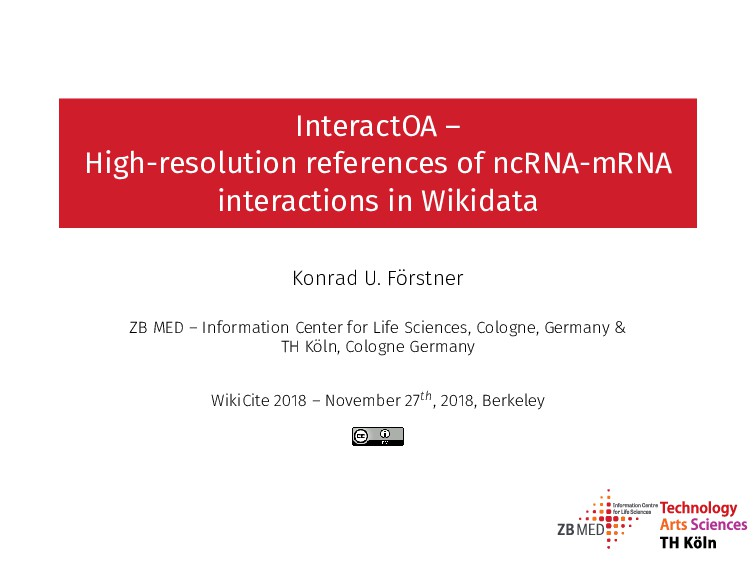 InteractOA – High-resolution references of ncRN...
