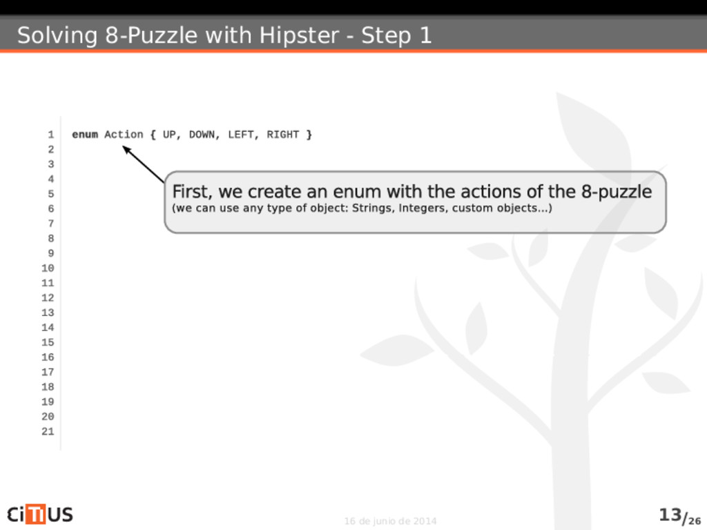 Solving 8-Puzzle with Hipster - Step 1 16 de ju...