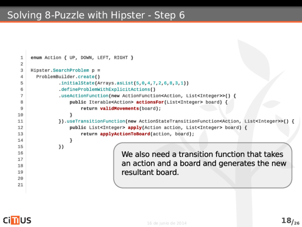 Solving 8-Puzzle with Hipster - Step 6 16 de ju...