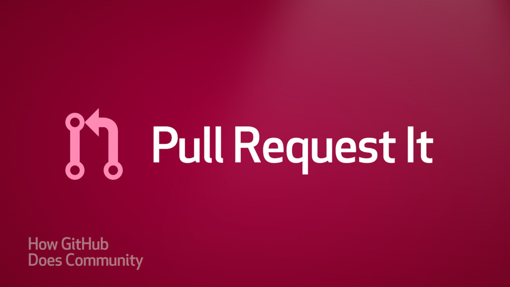 Pull Request Community