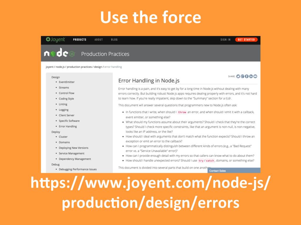 hkps://www.joyent.com/node-js/ producAon/design...