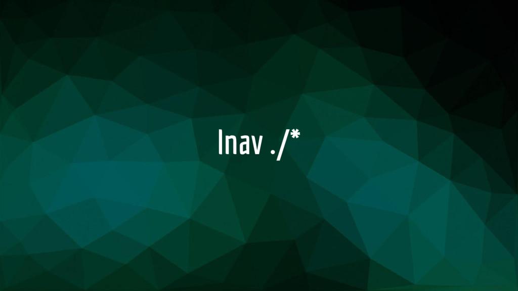 lnav ./*