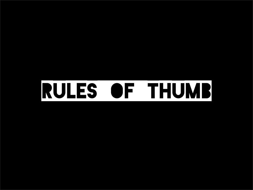 Rules_of_thumb