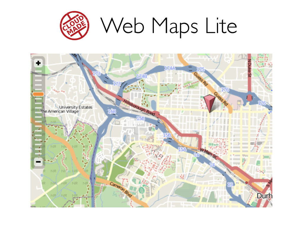Web Maps Lite