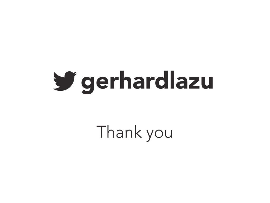 gerhardlazu Thank you
