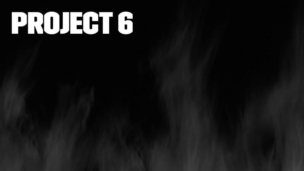 Project 6