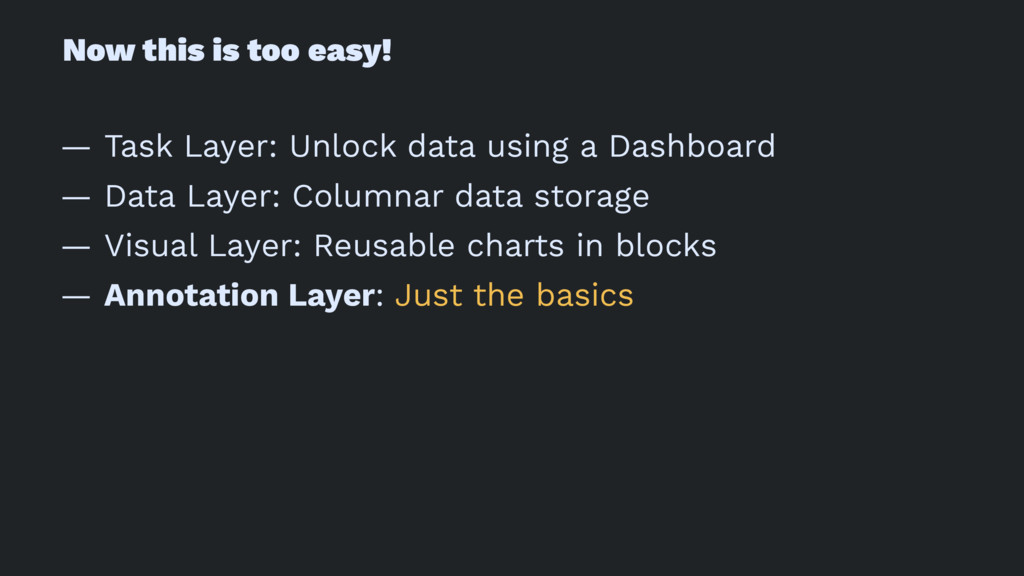Now this is too easy! — Task Layer: Unlock data...