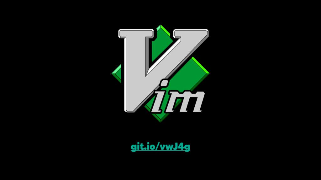 git.io/vwJ4g