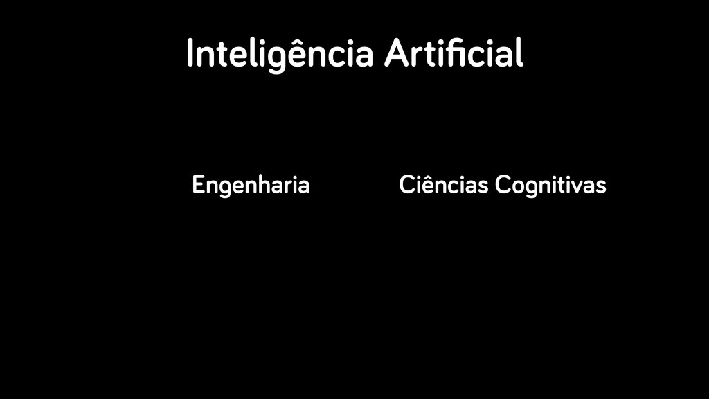 Inteligência Artificial Engenharia Ciências Cogn...