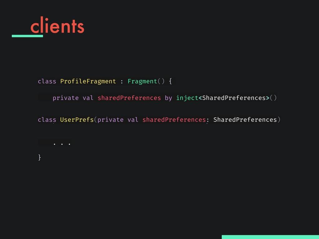class ProfileFragment : Fragment() { private va...