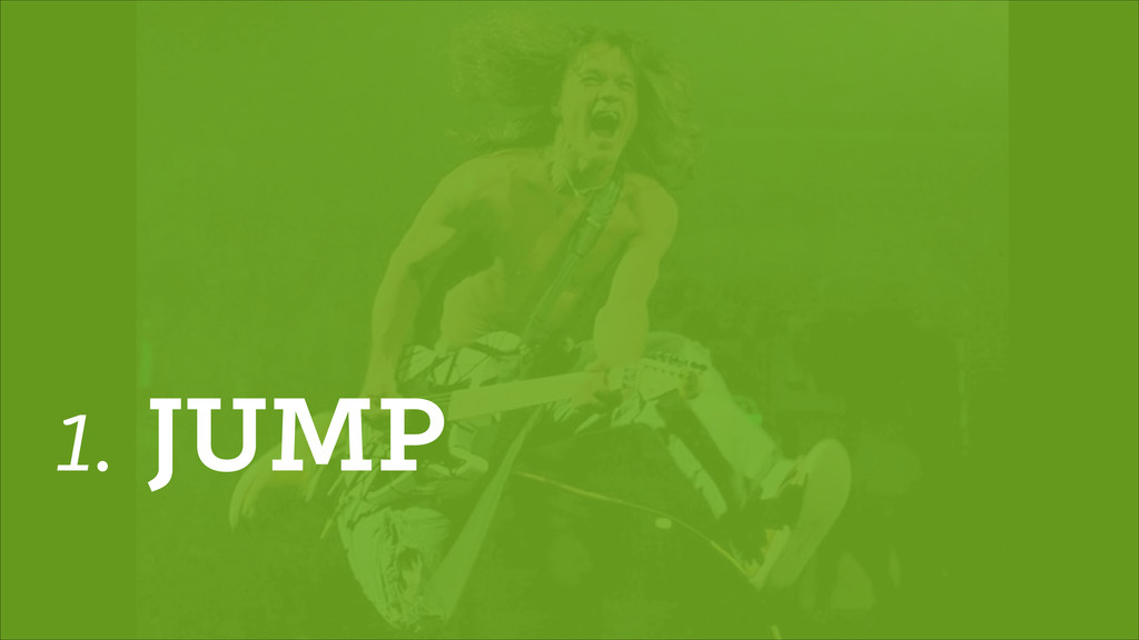 1. JUMP